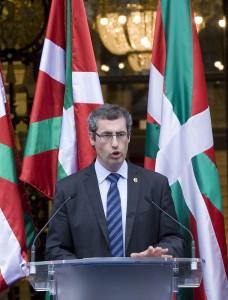 Markel Olano, Diputatu Nagusia.