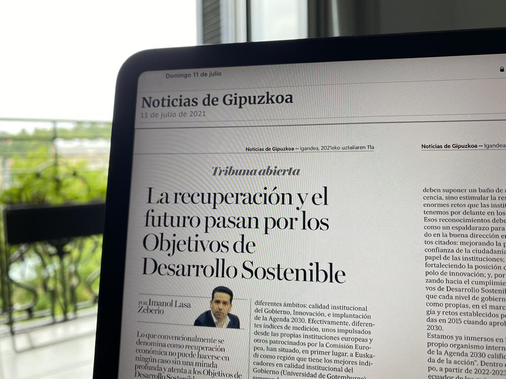 Noticias de Gipuzkoa. Publicado en 2021-07-11